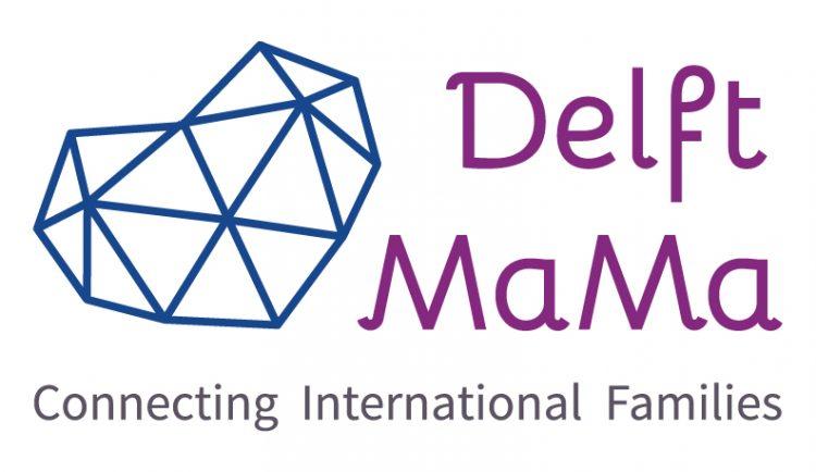 Delft Mama logo